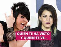 Así ha cambiado Angy Fernández: De su debut en 'Factor X' a la actualidad
