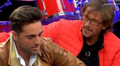 David Bustamante a Alejandro Abad en 'GH VIP 5':