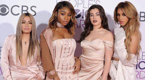 Fifth Harmony debuta cuarteto en los People's Choice Awards tras el abandono de Camila Cabello
