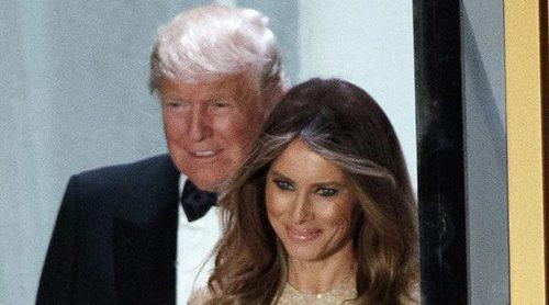 La cena de gala de Donald Trump antes de la toma de posesión: lujo, caras conocidas y muchos manifestantes