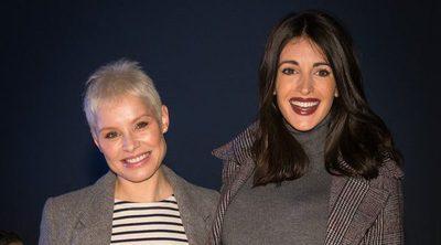 Soraya Arnelas y Noelia López juntas y embarazadísimas en la Feria Internacional de Moda Infantil