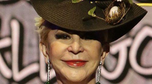 Karmele Marchante revela una lista de famosos a los que odia: 'Me dan asco'