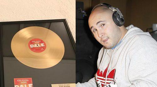 El triunfo musical de Kiko Rivera: recibe dos Discos de Oro por 'Así soy yo' y 'Dale'