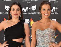 Paula Echevarría, Raúl Arévalo o Adriana Ugarte brillan en la alfombra roja de los Premios Feroz 2017