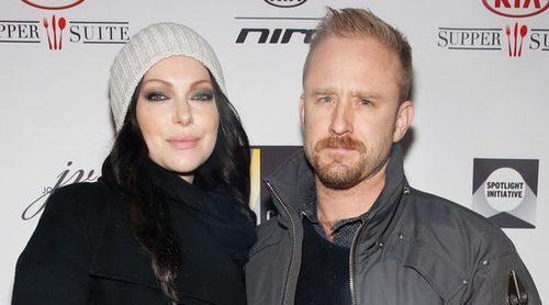 Laura Prepon está embarazada de su primer hijo junto a su futuro marido Ben Foster