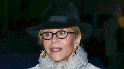 Jane Fonda rompe con Richard Perry tras 8 años de relación
