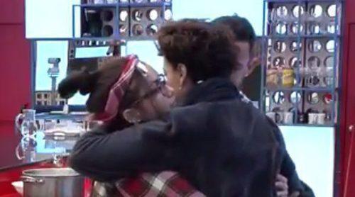 'GHVIP5': Irma Soriano sufre un pequeño vahído que asusta a Elettra y Alonso Caparrós