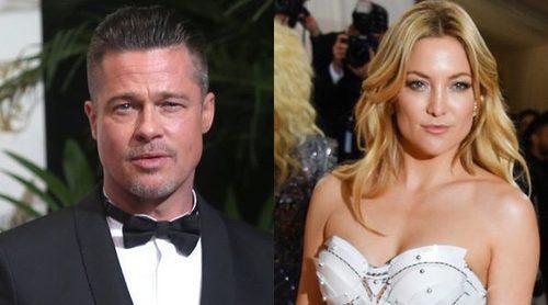 Rumores de noviazgo para Brad Pitt y Kate Hudson