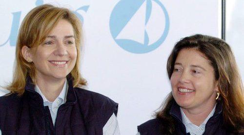 Alexia de Grecia rompe su silencio para hablar de la Infanta Cristina: 'Sigue adelante como puede'