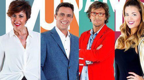 Alejandro Abad, Alonso Caparrós, Irma Soriano y Alyson Eckmann los nuevos nominados de 'GHVIP5'
