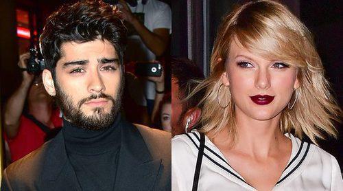 Taylor Swift y Zayn Malik estrenan el videoclip de 'I Don't Wanna Live Forever' para 'Cincuenta Sombras más oscuras'