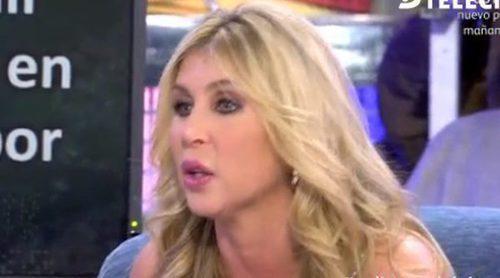 Malena Gracia confiesa en el 'Deluxe' que ganó más de 20.000 euros por una cena organizada por María de Mora