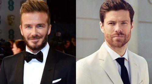 David Beckham, Xabi Alonso y otros 3 exfutbolistas sexys mayores de 35 años