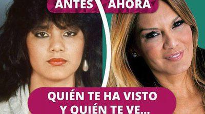 Así ha cambiado Ivonne Reyes: La evolución del aspecto físico de la actriz y presentadora venezolana