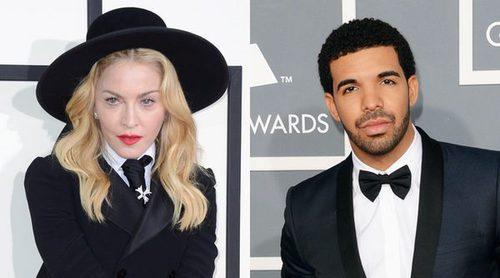Madonna y Drake tuvieron una relación antes de su famoso beso en Coachella 2015