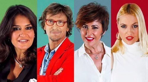 Aída Nizar, Alejandro Abad, Irma Soriano y Daniela Blume son los nuevos nominados de 'GH VIP 5'