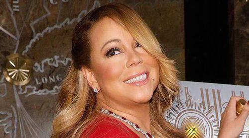 Mariah Carey quema su vestido de novia en su nuevo videoclip