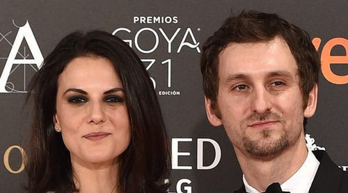 Alicia Rubio, Raúl Arévalo y Melina Matthews, el triángulo amoroso de los Goya 2017