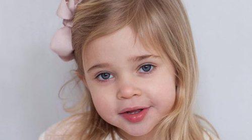Leonor de Suecia celebra sus 3 años con un divertido posado de princesita