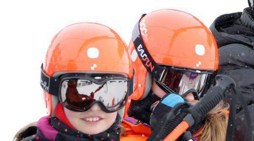 Los secretos del fin de semana de esquí de los Reyes Felipe y Letizia y sus hijas Leonor y Sofía