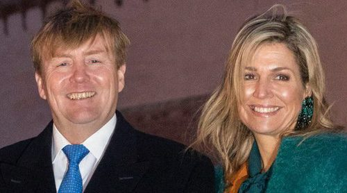 Guillermo Alejandro y Máxima de Holanda celebran sus 15 años de matrimonio en Alemania