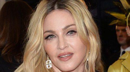 Madonna, feliz por la adopción de sus gemelas Stella y Esther de cuatro años