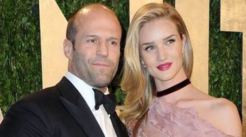 Rosie Huntington-Whiteley está esperando su primer hijo con Jason Statham