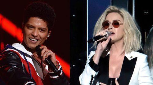 Beyoncé, Katy Perry o Bruno Mars: las actuaciones de la noche de los Premios Grammy 2017