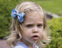 Los pequeños príncipes y princesas más malhumorados y serios de la realeza