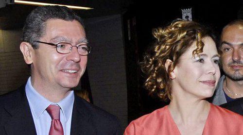 Ágatha Ruiz desmiente su romance con Alberto Ruiz Gallardón