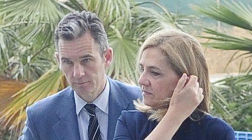 La Infanta Cristina e Iñaki Urdangarín conocerán la sentencia del Caso Nóos en Ginebra