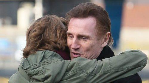 Así ha sido el comienzo del rodaje de 'Love Actually 2', un corto basado en la primera película