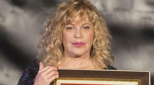 La emoción de Bárbara Rey al ser homenajeada en Totana: es su primer acto tras la polémica del Rey Juan Carlos