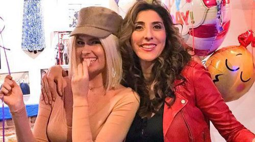 Adriana Abenia y Paz Padilla, las reinas de la fiesta de cumpleaños de Laura Caballero ('La que se avecina')
