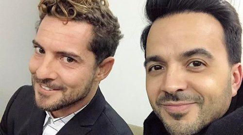 Así han rendido homenaje David Bisbal o Luis Fonsi al cantante Juan Gabriel