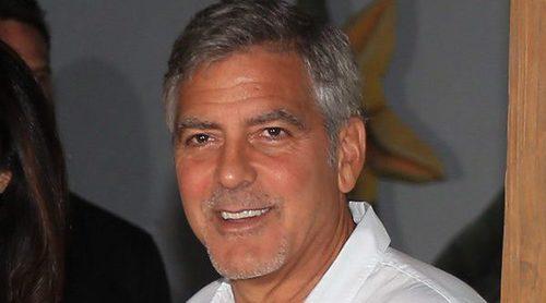 George Clooney habla por primera vez sobre su paternidad: