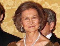 La sonrisa contenida de la Reina Sofía frente a la alegría de la Infanta Cristina tras la sentencia de Nóos