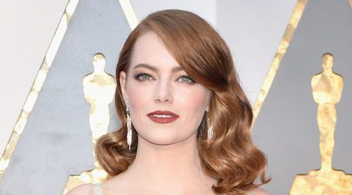 Emma Stone se lleva el Oscar 2017 a Mejor actriz por 'La La Land'