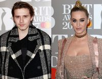 Rita Ora, Brooklyn Beckham o Katy Perry brillan en la red carpet de los Brits 2017