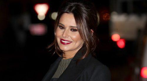 Cheryl Cole confirma que está esperando su primer hijo con Liam Payne luciendo su abultadísima barriguita
