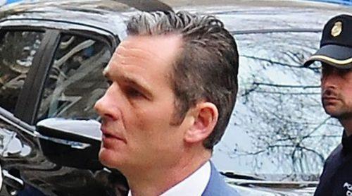 Iñaki Urdangarín, insultado a su llegada de la vistilla en la que el fiscal le ha pedido prisión con fianza
