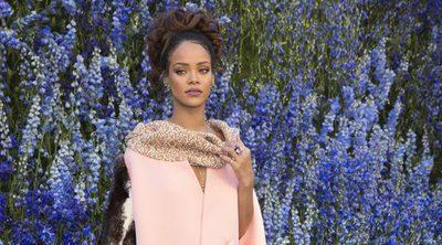 Nombran a Rihanna Humanitaria del Año 2017 de la Universidad de Harvard