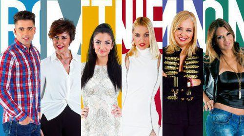 Sergio, Irma, Elettra, Daniela, Emma e Ivonne son los nuevos nominados de 'GH VIP 5'