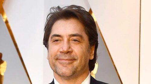 Javier Bardem, el embajador de España sobre la alfombra roja de los Premios Oscar 2017