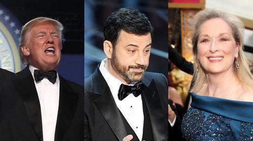Los pocas alusiones a Donald Trump en los Premios Oscar 2017