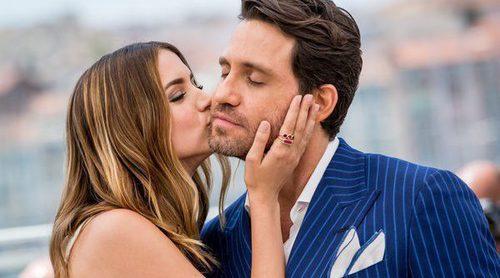 Ana de Armas se enamora de su compañero de 'Hands of Stone' Edgar Ramírez