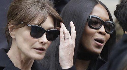 Carla Bruni, Naomi Campbell o Victoria Beckham lloran la muerte de la directora de Vogue Franca Sozzani