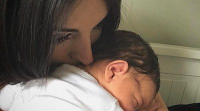 Noelia López desvela el nombre de su hijo a través de su blog