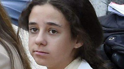 Victoria Federica de Marichalar, pillada en el cine muy cómplice con un chico