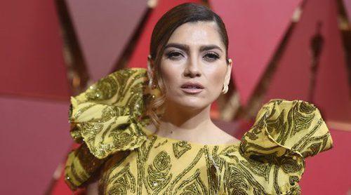 Blanca Blanco tras su descuido en los Oscars: